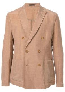 Armani double-breasted blazer