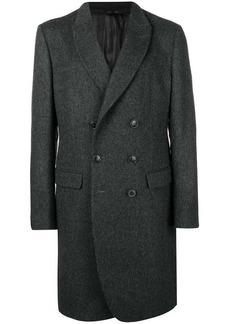 Armani double-breasted coat