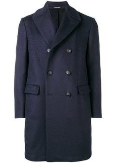 Armani double breasted coat