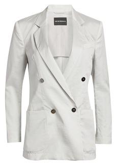 Armani Double-Breasted Jacket
