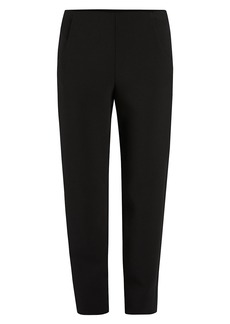 Armani Double Stretch Wool Trousers