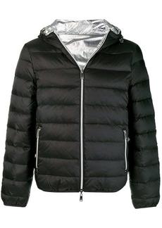 Armani down filled puffer jacket