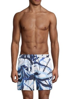 Armani Drawstring Swim Shorts