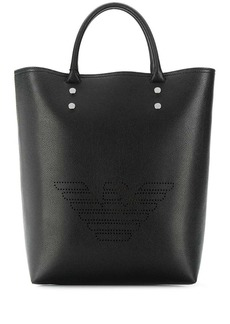 Armani drawstring tote bag