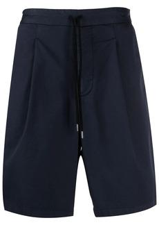 Armani drawstring waist bermuda shorts