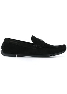 Armani driving loafers