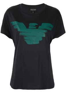 Armani Eagle logo T-shirt
