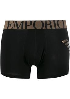 Armani eagle print boxers