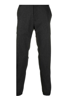 Armani elasticated hem trousers