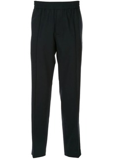 Armani elasticated tailored trousers