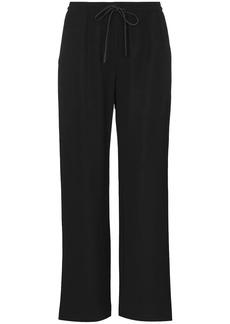 Armani elasticated track pants