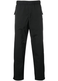 Armani elasticated track pants