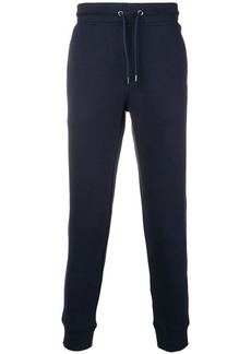 Armani elasticated waist trousers