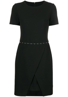 Armani embellished dress