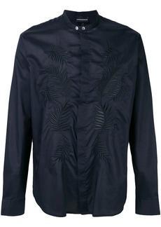Armani embroidered shirt