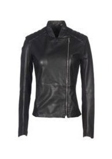 EMPORIO ARMANI - Leather jacket