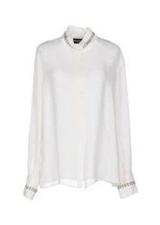 EMPORIO ARMANI - Silk shirts & blouses