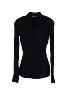 EMPORIO ARMANI - Solid color shirts & blouses