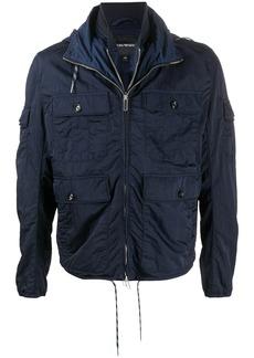 Armani lightweight bomber jacket