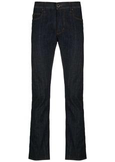Armani slim-cut jeans