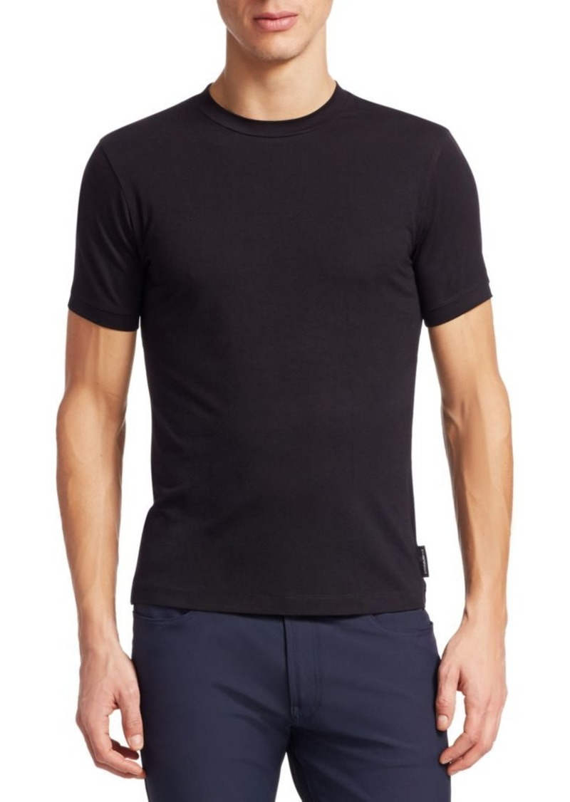 Armani Basic Soft Stretch T-Shirt