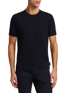 Armani Basic Soft Stretch Tee