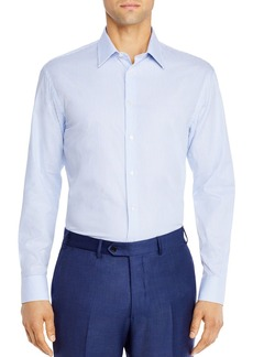 Emporio Armani Bengal Stripe Dress Shirt