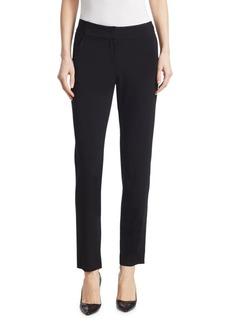 Armani Cady Straight Pants