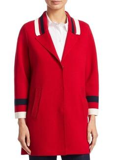 Armani Cardigan Coat