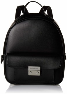 Emporio Armani Classic Backpack with Front Pocket