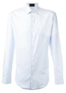 Armani classic plain shirt