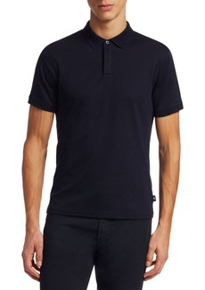 Armani Cotton Polo Shirt