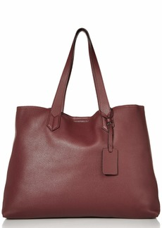 Emporio Armani Designer Tall Shoulder Tote Bag