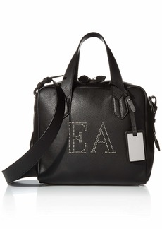 Emporio Armani Designer Top Handle Square Shoulder Bag