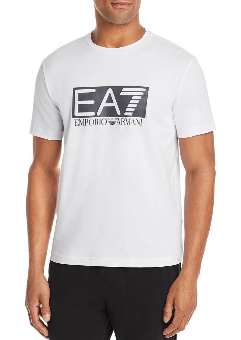 Emporio Armani EA7 Graphic Crewneck Tee