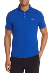 Emporio Armani EA7 Logo Regular Fit Polo Shirt