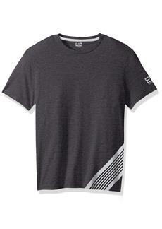 Emporio Armani EA7 Men's Train 7 Lines Crew Neck T-Shirt  L