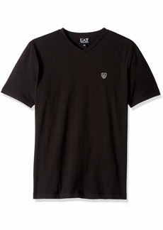 Emporio Armani EA7 Men's Train Core Shield V-Neck Tee