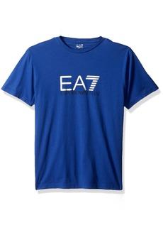 Emporio Armani EA7 Men's Train Visibility Logo Crew Neck T-Shirt  L