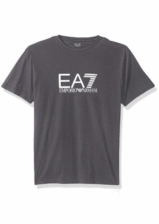 Emporio Armani EA7 Men's Train Visibility Logo Crew Neck T-Shirt  M