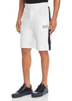 Emporio Armani EA7 Shorts with Contrast Stripe