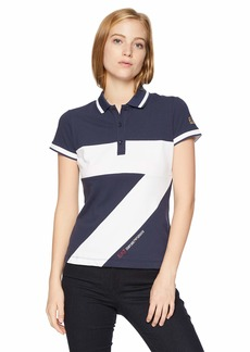 Emporio Armani EA7 Women's Sea World Cannes Polo Big 7