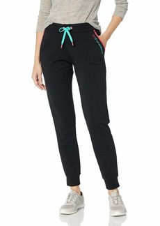 Emporio Armani EA7 Women's Train Colorblock Pants