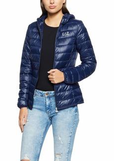 Emporio Armani EA7 Women's Train Core Hoodie Jacket  Large