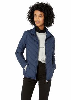 Emporio Armani EA7 Women's Train Core Lady Down Light Jacket Shield