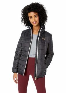 Emporio Armani EA7 Women's Train Core Lady Full Zip Jacket