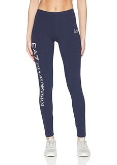 Emporio Armani EA7 Women's Training Core Branding Logo Series Leggings