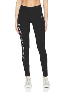 Emporio Armani EA7 Women's Training Core and Branding Logo Series with Leggings