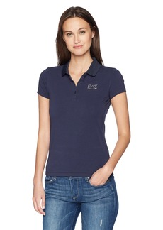 Emporio Armani EA7 Women's Training Sport Inspired Evolution Polo