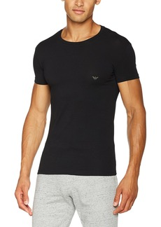 Emporio Armani en's The Big Eagle Crew Neck T-Shirt